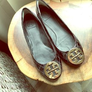 Tory Burch Quinn quilted flat